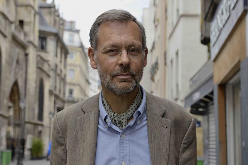 Portrait de Jacques Arnould